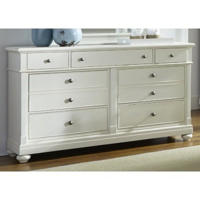 Saguenay 7 Drawer Dresser
